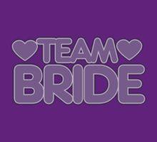 Team Bride by Boogiemonst