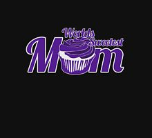 Worlds Sweetest Mom Womens Fitted T-Shirt