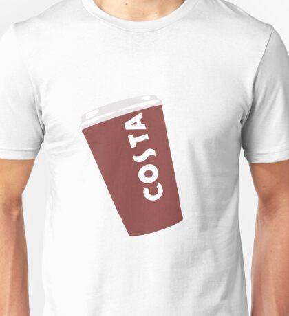 Costa Cup Unisex T-Shirt