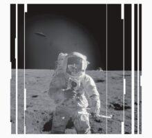 Selfie in Space by DC-art