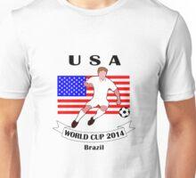 USA World Cup 2014 Unisex T-Shirt