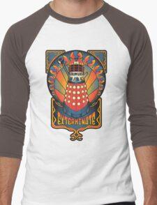 Dalek Nouveau Men's Baseball ¾ T-Shirt