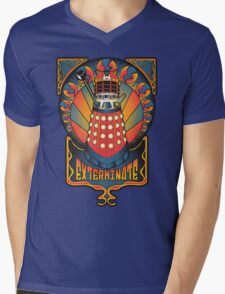 Dalek Nouveau Mens V-Neck T-Shirt