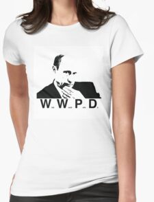 What Would Putin DO Womens Fitted T-Shirt