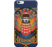 Dalek Nouveau iPhone Case/Skin