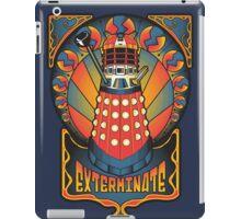 Dalek Nouveau iPad Case/Skin