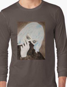 Alice Glass Watercolour Long Sleeve T-Shirt