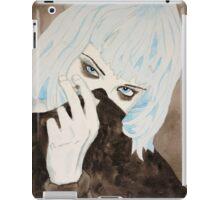 Alice Glass Watercolour iPad Case/Skin