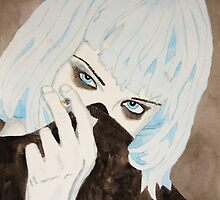Alice Glass Watercolour by 363N63