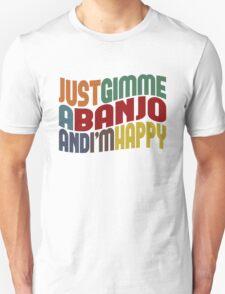 Gimme A Banjo T-Shirt