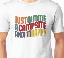 Gimme A Campsite Unisex T-Shirt