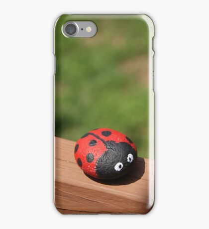 Little Ladybug iPhone Case/Skin