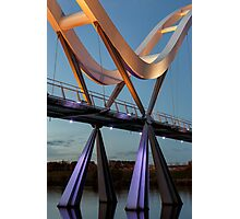 Infinity Bridge Photographic Print