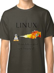 Windows Might Need Some Ice Classic T-Shirt