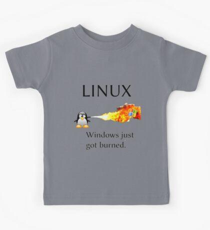 Windows Might Need Some Ice Kids Tee