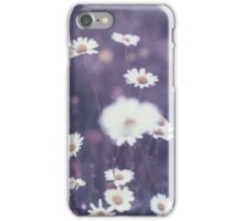 White Floral Case iPhone Case/Skin
