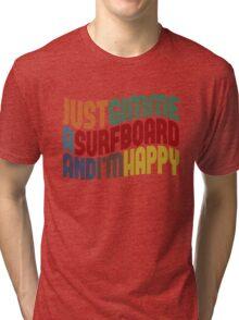 Gimme A Surfboard Tri-blend T-Shirt