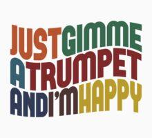 Gimme A Trumpet Kids Clothes
