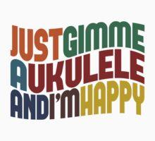 Gimme A Ukulele Kids Clothes