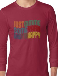 Gimme Some Yarn Long Sleeve T-Shirt