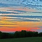 A Beautiful ending to a Beautiful Day by Susan S. Kline
