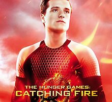 Peeta Mellark Catching Fire by forbiddenforest