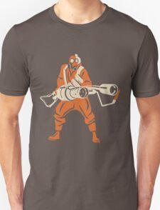 Pyro - Minimalistic TF2 Classes T-Shirt