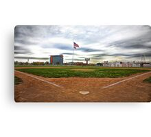 Tiger Stadium Today Canvas Print