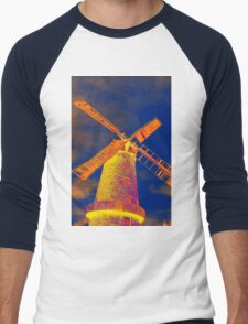 Psychedelic windmill T-Shirt