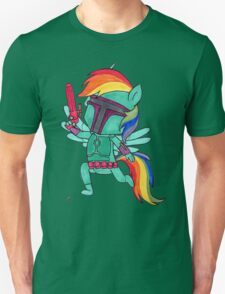 Rainbow Bounty Hunter!   T-Shirt