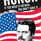 RON SWANSON Quote#5 by MichelleEatough