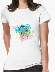 Surf feelings Womens Fitted T-Shirt