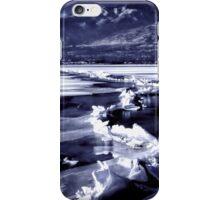 Winter at the Great Salt Lake  iPhone Case/Skin