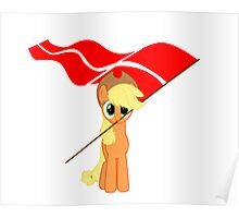 Apple Nations - Danish Bronies Poster