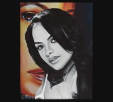 Aaliyah by paintingsbycr10