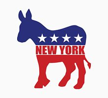 New York Democrat Donkey Unisex T-Shirt
