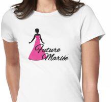 Future Mariée Womens Fitted T-Shirt