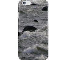 Restless sea iPhone Case/Skin