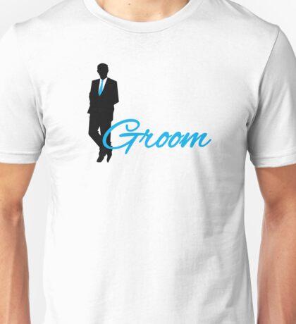Groom Unisex T-Shirt