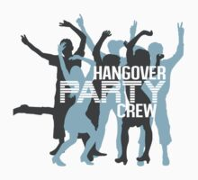Hangover Party Crew by nektarinchen