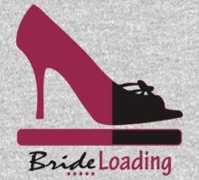 Bride Loading Kids Tee