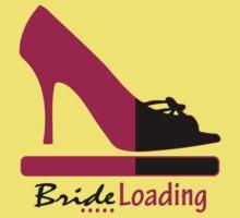 Bride Loading One Piece - Short Sleeve