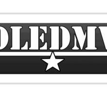 Top DLEDMV Sticker