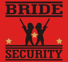 Bride Security by nektarinchen