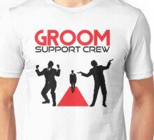 Groom Support Crew Unisex T-Shirt