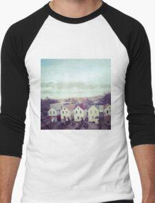 Little Boxes Men's Baseball ¾ T-Shirt