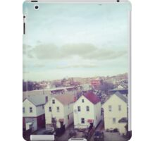 Little Boxes iPad Case/Skin