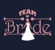 Team Bride Kids Clothes