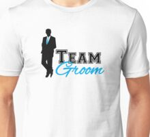 Team Groom Unisex T-Shirt