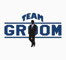 Team Groom Kids Clothes